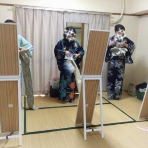 名古屋市緑区・名東区藤が丘の着付け教室【ふぇりちた】の着付けレッスン