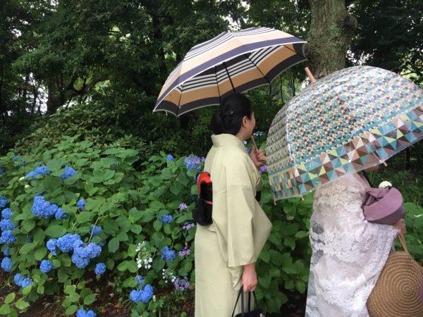 名古屋市緑区・名東区の着付け教室【ふぇりちた】のおでかけけ風景